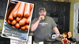 Cookin' Cris' Dishes: Hot Dogs in a Crockpot