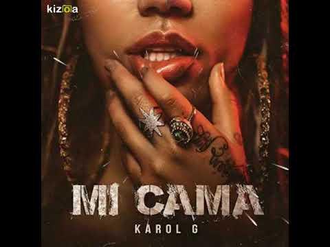 Karol G - Mi Cama ( 1 Hour Music )
