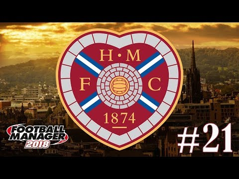 Hearts of Gold | Episode 21 - Can We Beat Rangers? | Football Manager 2018