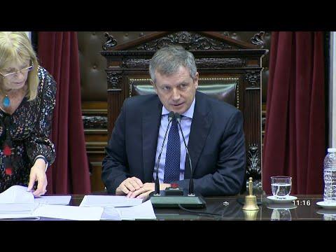 SESIÓN COMPLETA: H. Cámara de Diputados de la Nación: 9 de Mayo  de 2018
