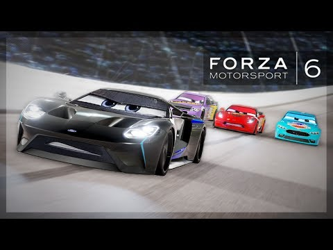 Forza 6 – CARS 3 RECREATION (Opening Races)