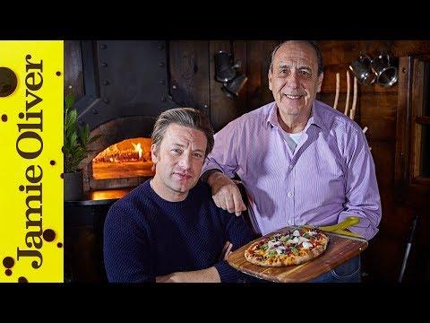 Margherita Pizza🍕 (Pizza Julietta)   Jamie Oliver & Gennaro Contaldo