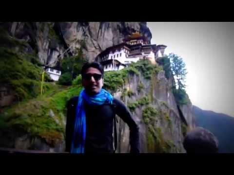 Hello From Bhutan !