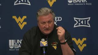 Bob Huggins NCAA Press Conference