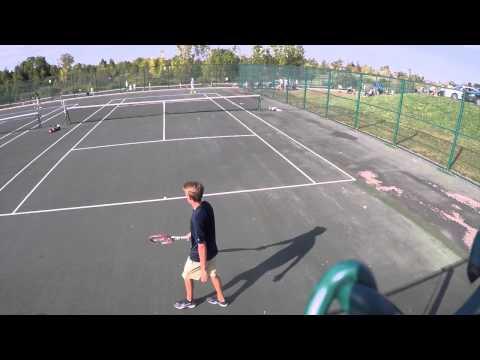 Chelsea HS vs Saline Hs Varsity Tennis