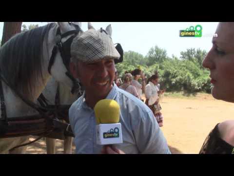 COMPLETO Paso por Quema y Villamanrique del Rocío de Gines 2017