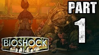 ►Bioshock: Remastered   #1   Vítejte v Rapture!   CZ Let's Play / Gameplay [PC]