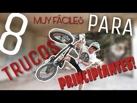 ¡¡ TRUCOS PARA PRINCIPIANTES BMX !! FACILES Y MUY SENCILLOS!