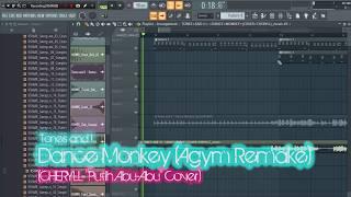 """Download Tones And I - Dance Monkey (Cheryll """"Putih Abu-Abu"""" Cover) (Agym Remake)"""