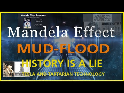 GLOBAL MANDELA EFFECT: Mud Flood, Tartaria & Nikola Tesla