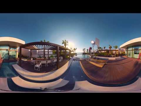 BVLGARI VILLA Dubai virtual reality experience for Bulgari marketing & communication in Dubai