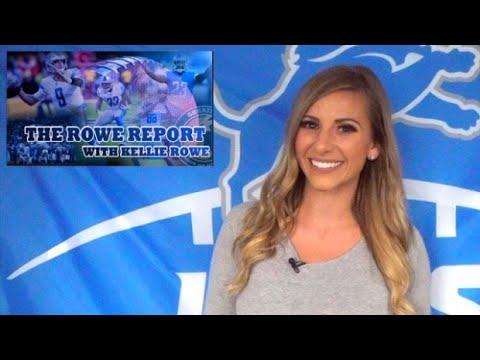 The Rowe Report: Detroit Lions Preseason 2019, Football's Back Baby!