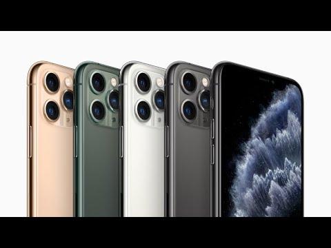 Apple September Event 2019 Keynote