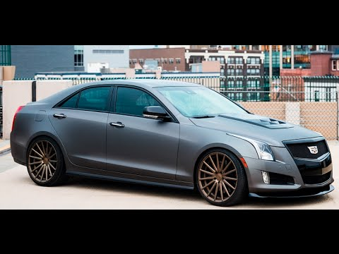 400 Whp Zzperformance Cadillac Ats 2 0t Track One Take