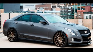 400 WHP ZZPerformance Cadillac ATS 2.0T - (Track) One Take