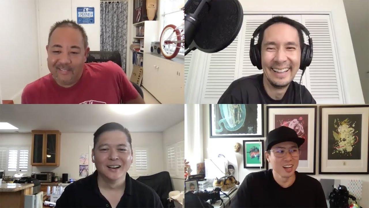 Hisessions Hawaii Podcast Episode #42 -  Jasper Wong
