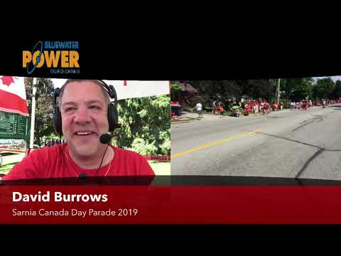 Sarnia Canada Day Parade 2019