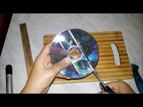 видео: 3 ИДЕИ ИЗ СТАРЫХ cd ДИСКОВ!!!