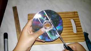 3 ИДЕИ ИЗ СТАРЫХ CD ДИСКОВ!!!