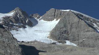 Marmolada Punta Penia  (3342mt) Via normale del ghiacciaio