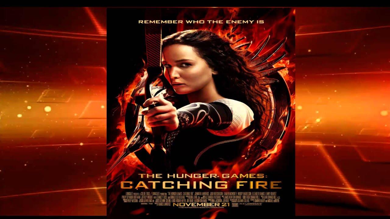 catching fire deutsch