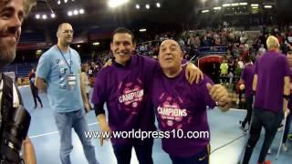 FC Barcelona Lassa - Campeón Liga Asobal 2016/17 de balonmano