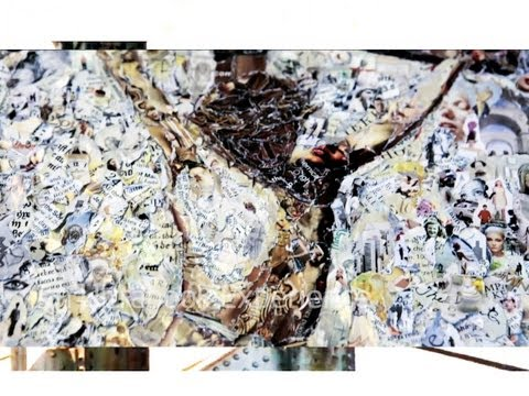 How To Collage With Vik Muniz