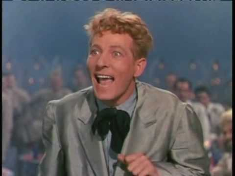 Danny Kaye As The Professor of Music.mpg