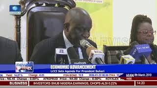 Nigeria's Economy: LCCI Sets Agenda For President Buhari