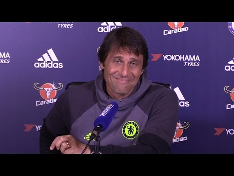 Antonio Conte Full Pre-Match Press Conference - Arsenal v Chelsea