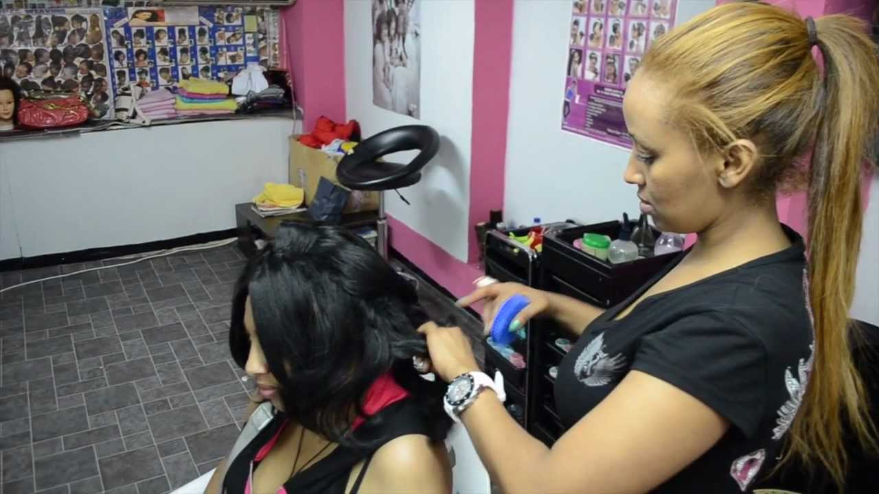 BLACK AFRICAN BEAUTY SALON IN ATHENS  YouTube