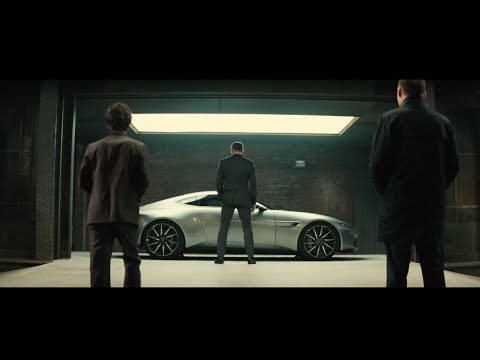 James Bond S Aston Martin Db10 Is The Real Star Of Spectre Youtube