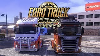 Tutorial Como Jugar Euro Truck Simulator 2 Multiplayer