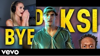 One of Talia Mar's most viewed videos: LOGAN PAUL - GOODBYE KSI (DISS TRACK) - REACTION