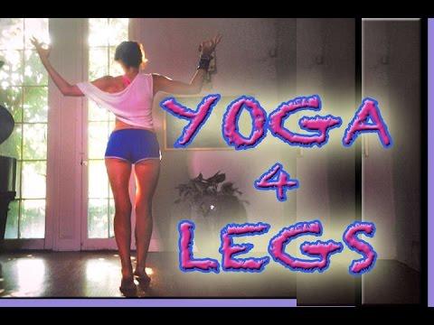 Bodyweight Power yoga Cardio PLOT TWIST LEG Burn