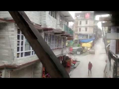 A Rainy Day in Vashisht, Manali