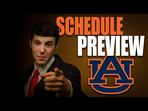 Auburn 2020 College Football Schedule Preview