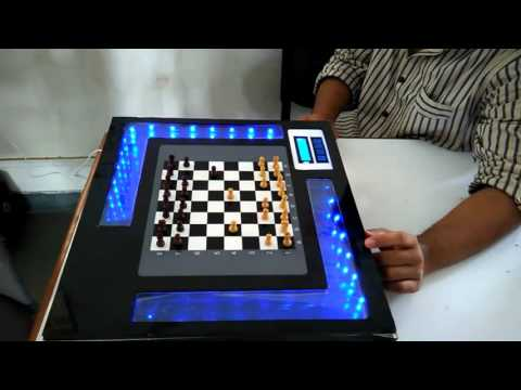 Fully Automated Chess Board