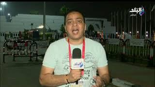 الماتش - شاهد .. الاجواء من امام استاد القاهرة بعد خسارة المنتخب المصري
