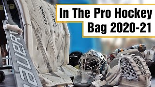 Pro Hockey in Sweden | What's in My Bag
