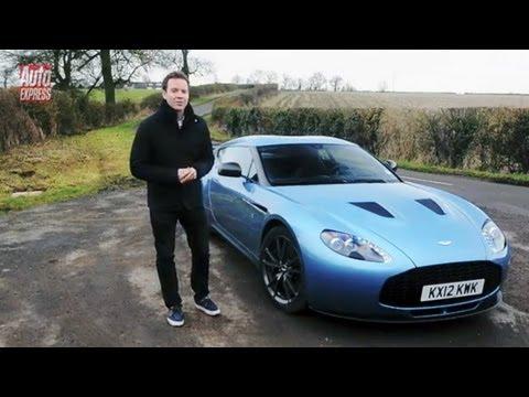 Aston Martin V12 Zagato review - Auto Express