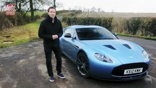 Aston Martin V12 Zagato 2012 Videos