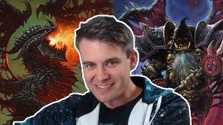 (Hearthstone) Demons VS Dragons