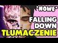 Lil Peep & XXXTENTACION - Falling Down [tłumaczenie/po polsku]