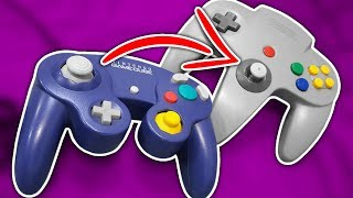How To: GameCube X N64 Analog Stick Mod