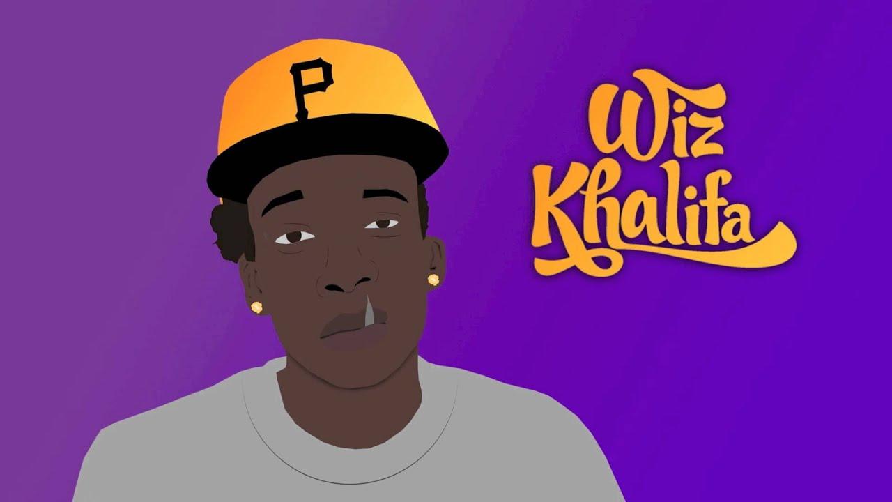 wiz khalifa hd wallpaper by kris1bl youtube