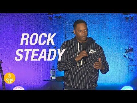 """""""Rock Steady"""" - Touré Roberts"""
