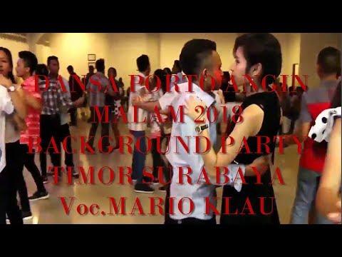 Lagu Dansa porto Angin Malam 2018 voc.Mario G klau cover Party timor Surabaya