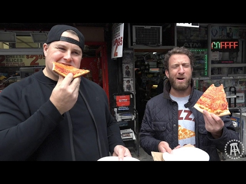 One Bite With Davey Pageviews - Pizza Gaga With Special Guest Richie Incognito Of The Buffalo Bills