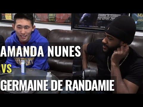 UFC 245 Preview: Amanda Nunes Vs Germaine de Randamie